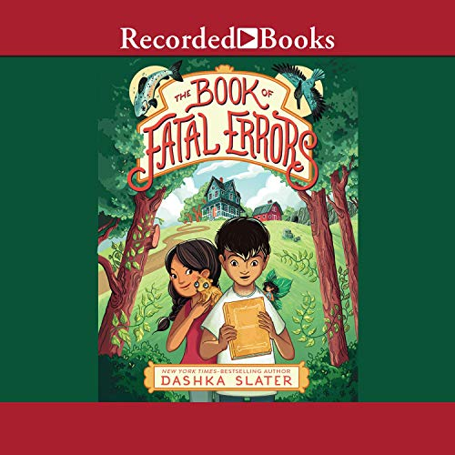 The Book of Fatal Errors cover art