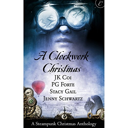 A Clockwork Christmas audiobook cover art