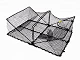 Promar Unisex's 800028 Collapsible Crawfish/Crab Trap-24' x 18' x 8', Multi, One Size