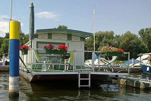 Jochen Schweizer Geschenkgutschein: Hausboot Camping-Urlaub in Brandenburg für 2