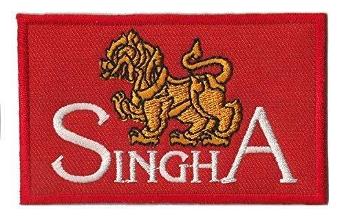 Toppa toppa termo-adesiva Singha birra