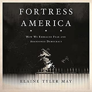 Fortress America audiobook cover art