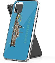 Crystal Clear Phone Cases The Belafonte - The Life Aquatic Case Cover Compatible for iPhone (11)