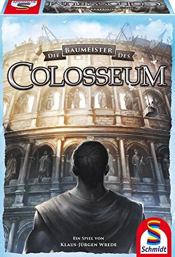 Schmidt Spiele 49325 Baumeister vom Colosseum, Spiel und Puzzle