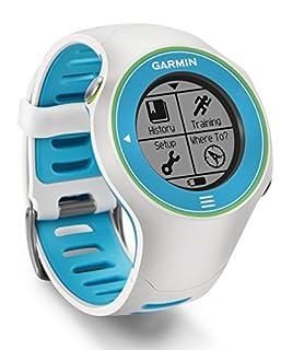 Garmin Forerunner 610 HRM (incluye monitor de frecuencia cardiaca) - Reloj con GPS integrado y pulsómetro (pantalla táctil), color negro (B0050HKOXQ) | Amazon price tracker / tracking, Amazon price history charts, Amazon price watches, Amazon price drop alerts