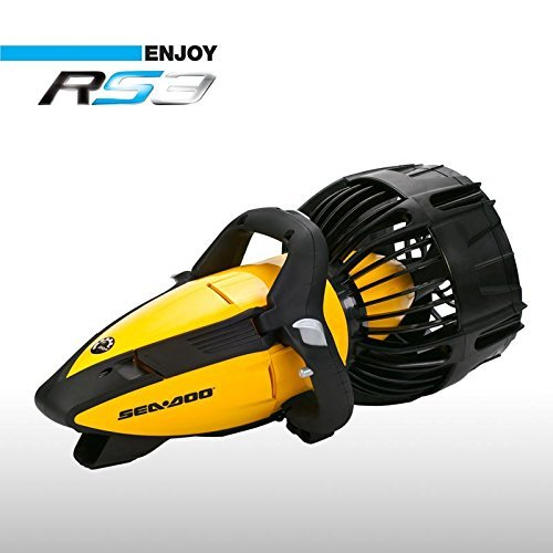SeaDoo Tauchscooter RS3, yellow-black, SD15003 by Sea-Doo*