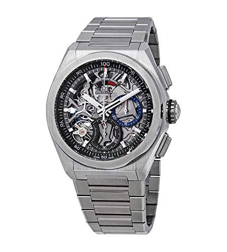 Photo of Zenith Defy El Primero 21 Automatic Men's Titanium Chronograph Watch 95.9000.9004/78.M9000