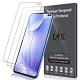 LK [3 PACK Screen Protector for Xiaomi Redmi K30, Tempered
