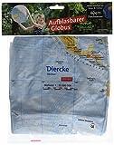 Topographischer Globus aufblasbar: aufblasbar, 40cm, deutsch -