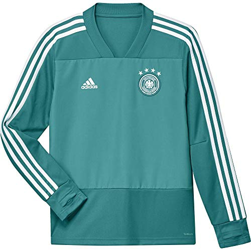adidas Kinder DFB Training Top, EQT Green s16/White, 164