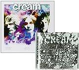 The Very Best Of Cream - Wheels Of Fire - Cream - 2 CD Album Bundling