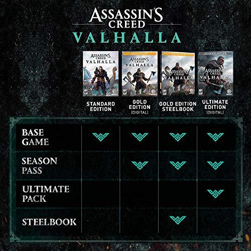 51QknG28iQL - Assassin's Creed Valhalla PlayStation 5 Standard Edition