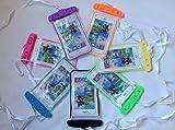 Sunny Tag Glow in Dark Floating Waterproof Universal Phone Dry Bag...