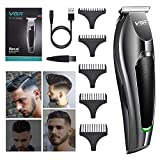 GENWEI hair clippers for men, Hair Trimmer Professional Kit, Cordless Hair Trimmer USB Rechargeable, for Men/Kids/Baby/Barber