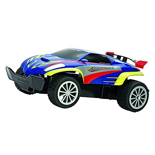 Carrera RC - 370160120 - Voiture Radiocommandé - Blue Speeder 2
