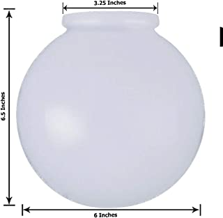 outdoor lighting replacement glass globes