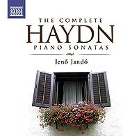 ハイドン:ピアノソナタ全集(10枚組)