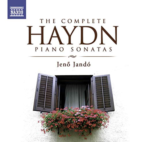 Haydn: The Complete Piano Sonatas (Box Set)