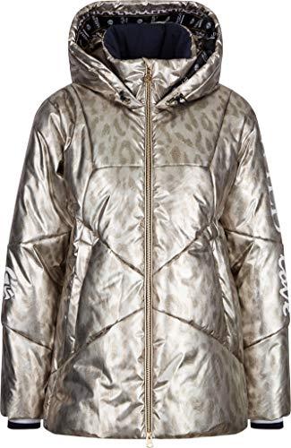 Sportalm Damen Jacke Größe 34 EU Gold (Gold)
