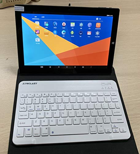 """Teclast Tbook 10s 10.1 """"Tablet PC 2 in 1 Intel Cherry Trail Z8350 Quad Core Windows 10 + tablet Android 5.1 4G + 64G 1920 * 1200 IPS(Add bluetooth keyboard)"""