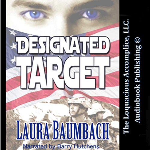 Designated Target audiobook cover art