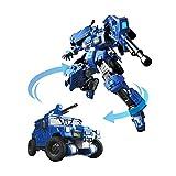 Miniforce X Pentathlon Volt Penta X Bot Pentatron Volt Bolt Transformer Robot Car Toy 2021 New Version