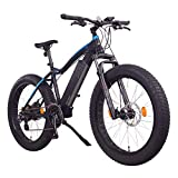 NCM Aspen Bicicleta eléctrica, E-Bike, Fatbike, E-MTB, 48V 13Ah 624Wh