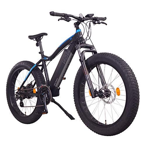 NCM Aspen E-Bike, Fatbike E-MTB, E-Mountainbike 48V 13Ah 624Wh