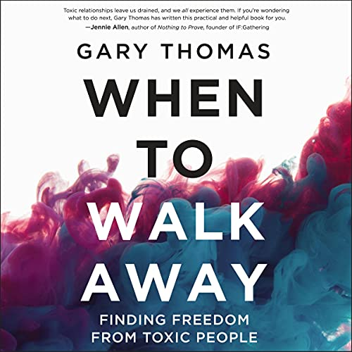 When to Walk Away Audiobook By Gary Thomas cover art