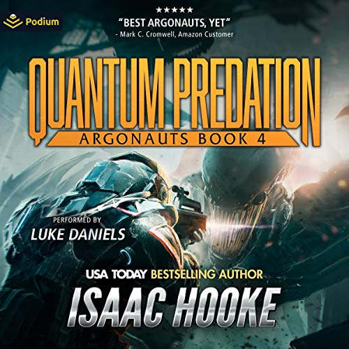 Quantum Predation Audiobook By Isaac Hooke cover art