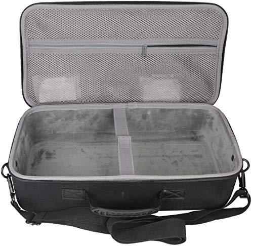 co2CREA Harte reiseschutzhülle Etui Tasche für HP Officejet 250 mobiler Multifunktionsdrucker (Nur Hülle)