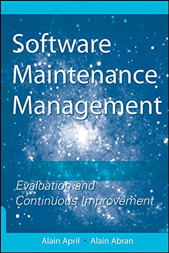 Software Maintenance Management: Evaluation and Continuous Improvement: 67...