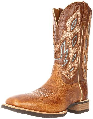 Ariat Men's Nighthawk Western Cowboy Boot, Beasty Brown