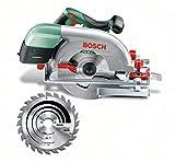 Bosch Home and Garden 0.603.502.002 Sierra circular portátil, 1600 W, 240 V