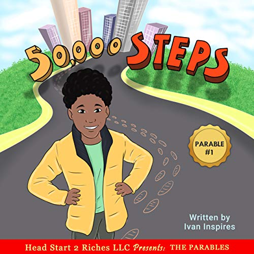 50,000 Steps (The Parables Book 1)