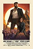 Logan (2017, The Wolverine) IMAX - Movie Poster - Size 24'x36'