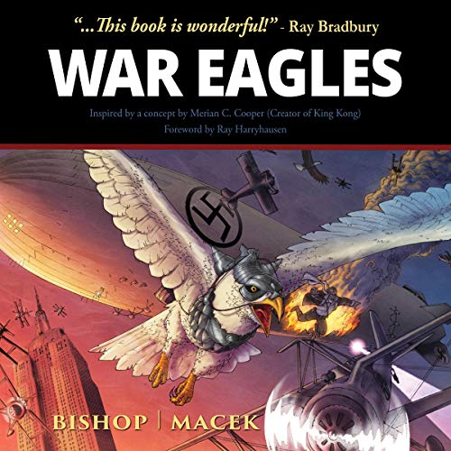 War Eagles audiobook cover art