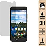 D.R.Company 9H – HD 2,5D Schutzglasfolie Handy Folie Full Cover Für Original BlackBerry Aurora 0,4mm Ultra Dünn