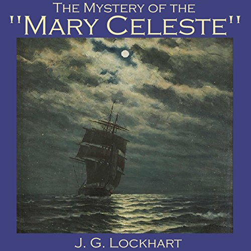 "The Mystery of the ""Mary Celeste"" cover art"