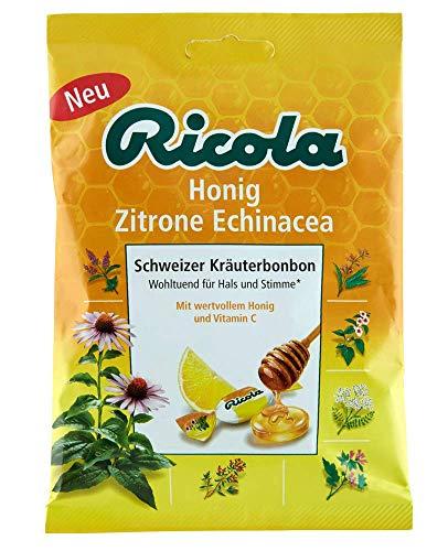 Ricola Honey Lemon Echinacea Bag 75g