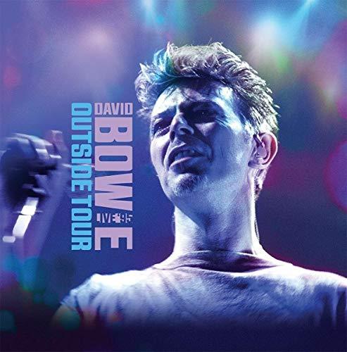 Outside Tour-Live '95 (die Cut Picture Vinyl) [Vinyl LP]