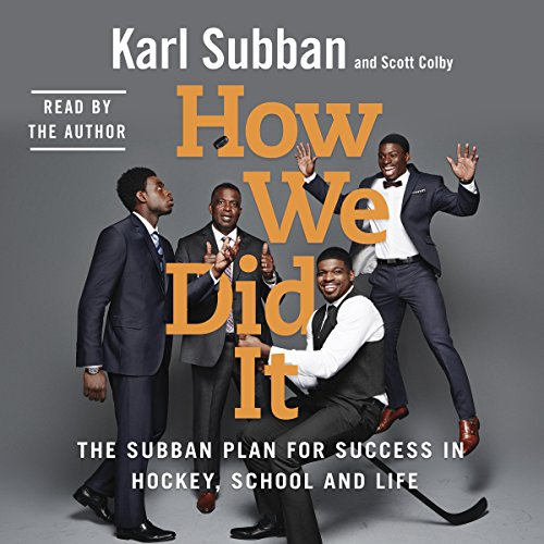 How We Did It audiobook cover art