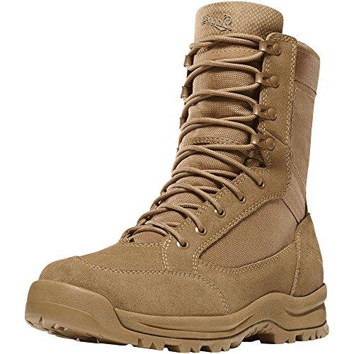 "Danner Men's Tanicus 8"" Hot Duty Boot, Mojave, 12 EE US"