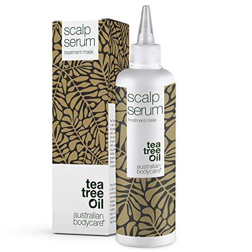 Australian Bodycare Scalp Serum 250ml | Leave In Kopfhaut pflege bei Trockener, Juckender Kopfhaut & Anti Schuppen | Auch zur Kopfhautpflege bei Schuppenflechte, Ekzemen, Neurodermitis & Psoriasis