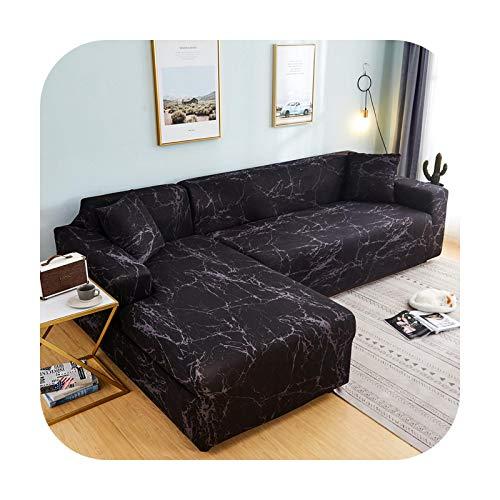 Copridivano Please Order 2 pezzi copertura divano divano divano copertura copertura copertura copertura elastica per divano Living Room Pets Chaise Longue-Color 18-1 Seater e 1 Seater