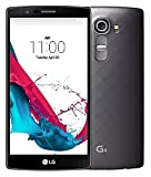 LG G4 H811 4G LTE Smartphone, 16MP Camera, 32GB, Metallic Grey (T-Mobile)