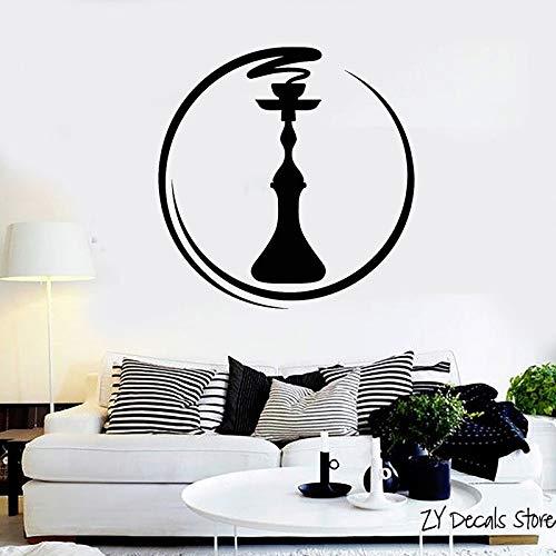 Tianpengyuanshuai Zen vinyl muurstickers voor pan, woonkamer, zelfklevend, Arabisch, vinyl, verwijderbaar