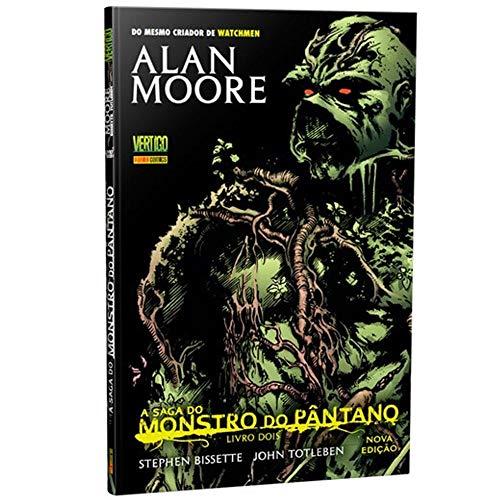 A Saga do Monstro do Pântano Livro 2