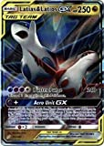 SM9 - Team Up - Latias & Latios GX - 113/181 - Ultra Rare - NM/M-100% Guaranteed Authentic