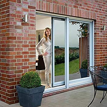 Silver Reflective Window Film (Solar Control & Privacy Tint - One Way Mirror/Mirrored Glass) (76cm x 2 metre) (76cm x 1 metre - 10 metre)